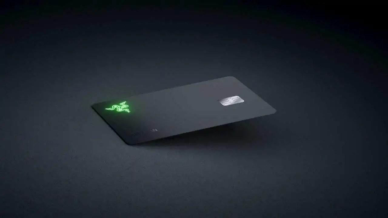 Razer e Visa apresentam o cartão de crédito gamer