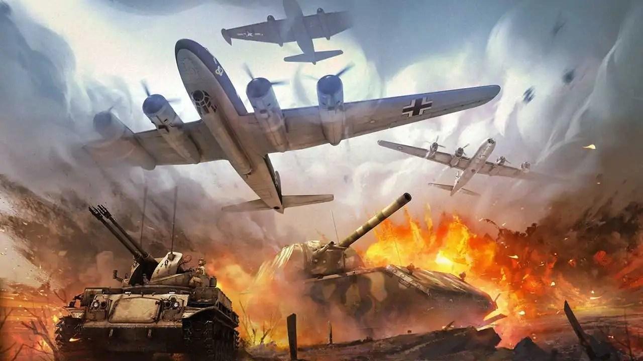 War Thunder é confirmado para PS5 e Xbox Series X|S e terá crossplay