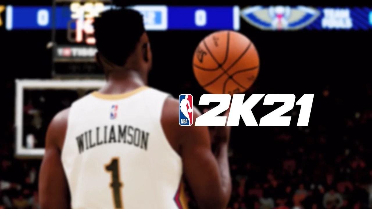 NBA 2K21 no PS5