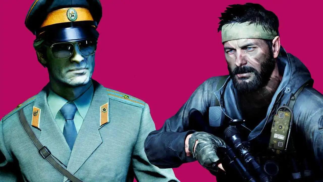 Detalhes dos personagens da campanha de CoD: Black Ops Cold War
