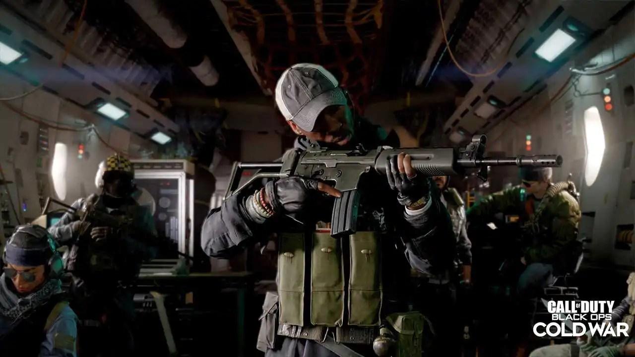 Driver da NVIDIA melhora performance de CoD: Black Ops - Cold War