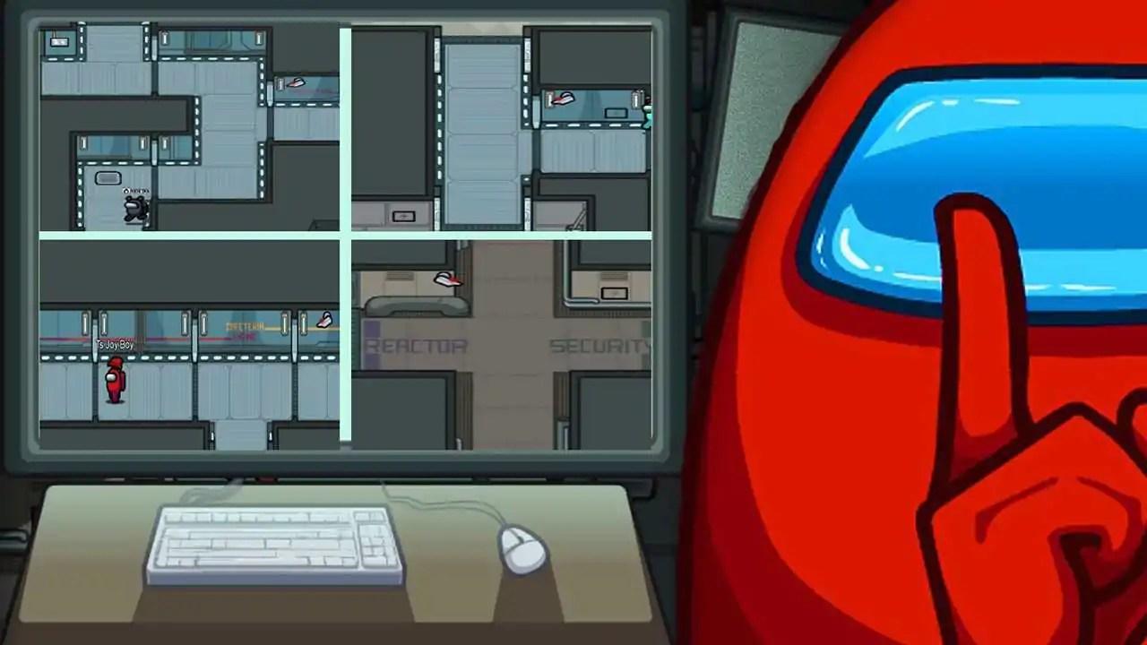 Hackers de Among Us usam ventilação sem serem impostores