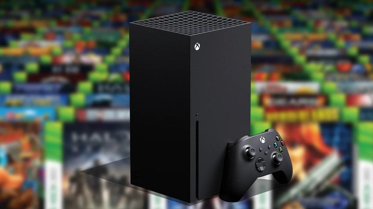 Retrocompatibilidade do Xbox Series X|S está sendo desenvolvida desde 2016
