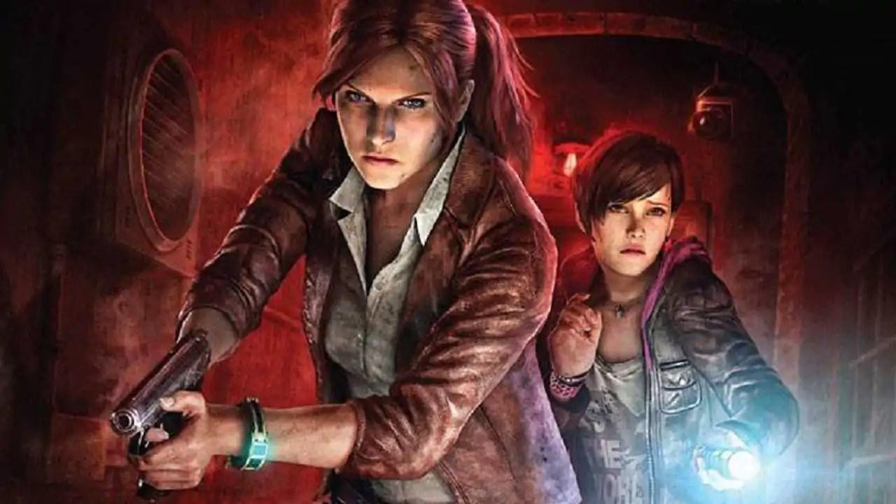Resident Evil Revelations 3