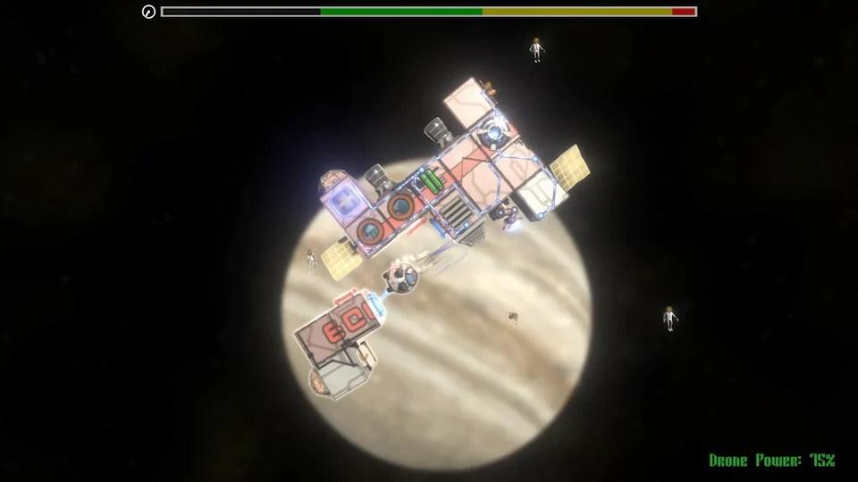 Kosmokrats Gameplay