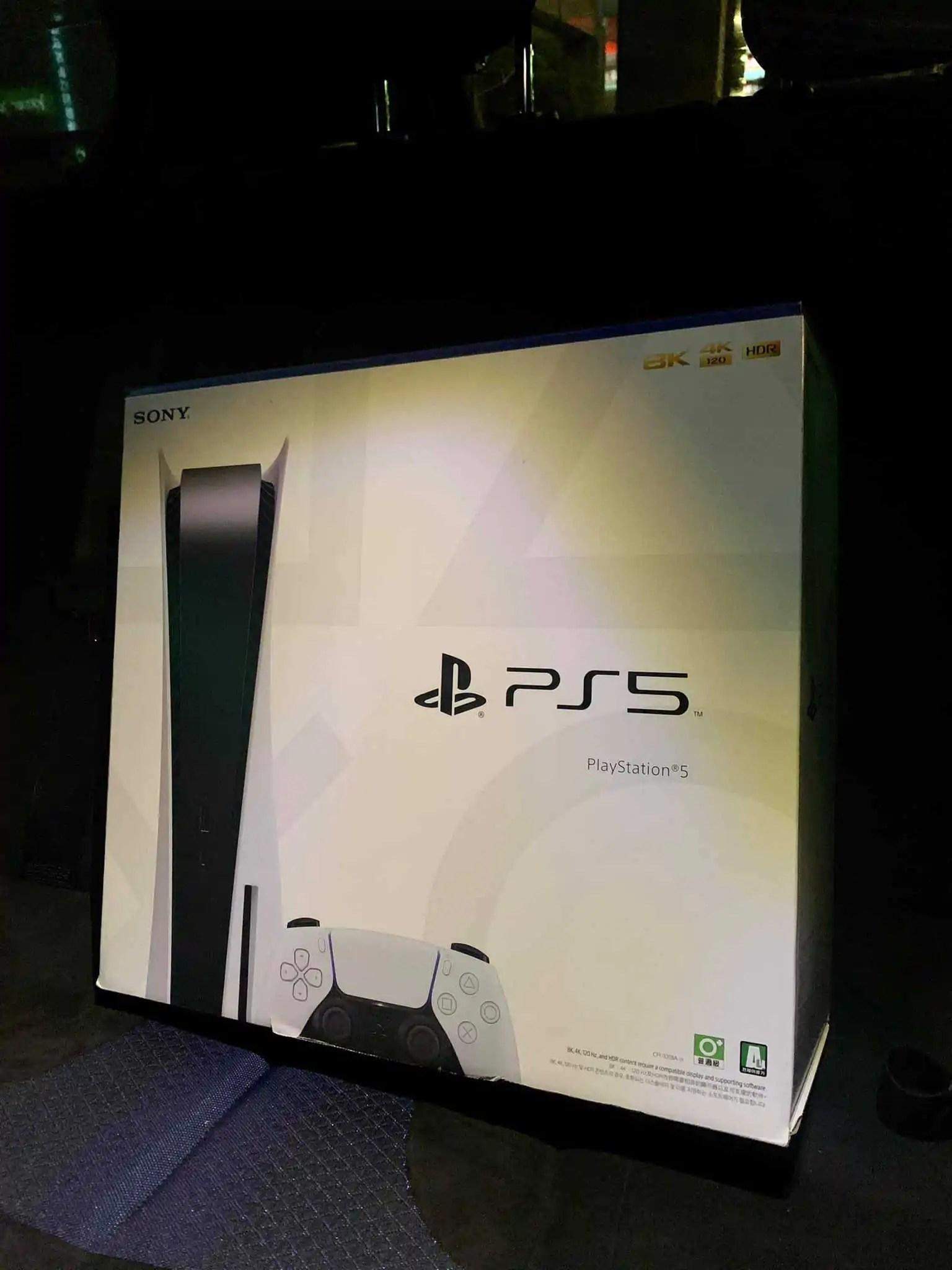 Mulher descobre que PS5 não era purificador de Ar e homem vende o console