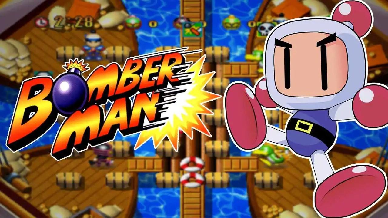 Bomberman | Konami fará anúncio em breve
