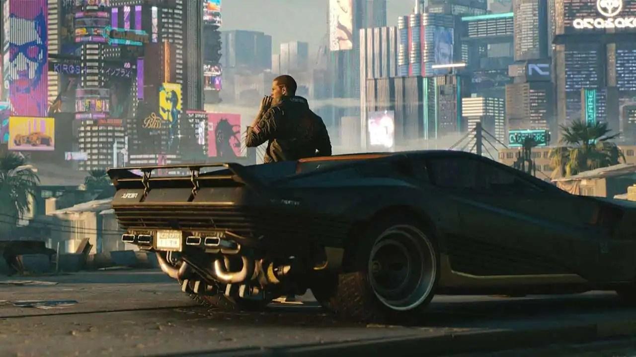 Cyberpunk 2077 | Novo mod torna mais fácil dirigir veículos