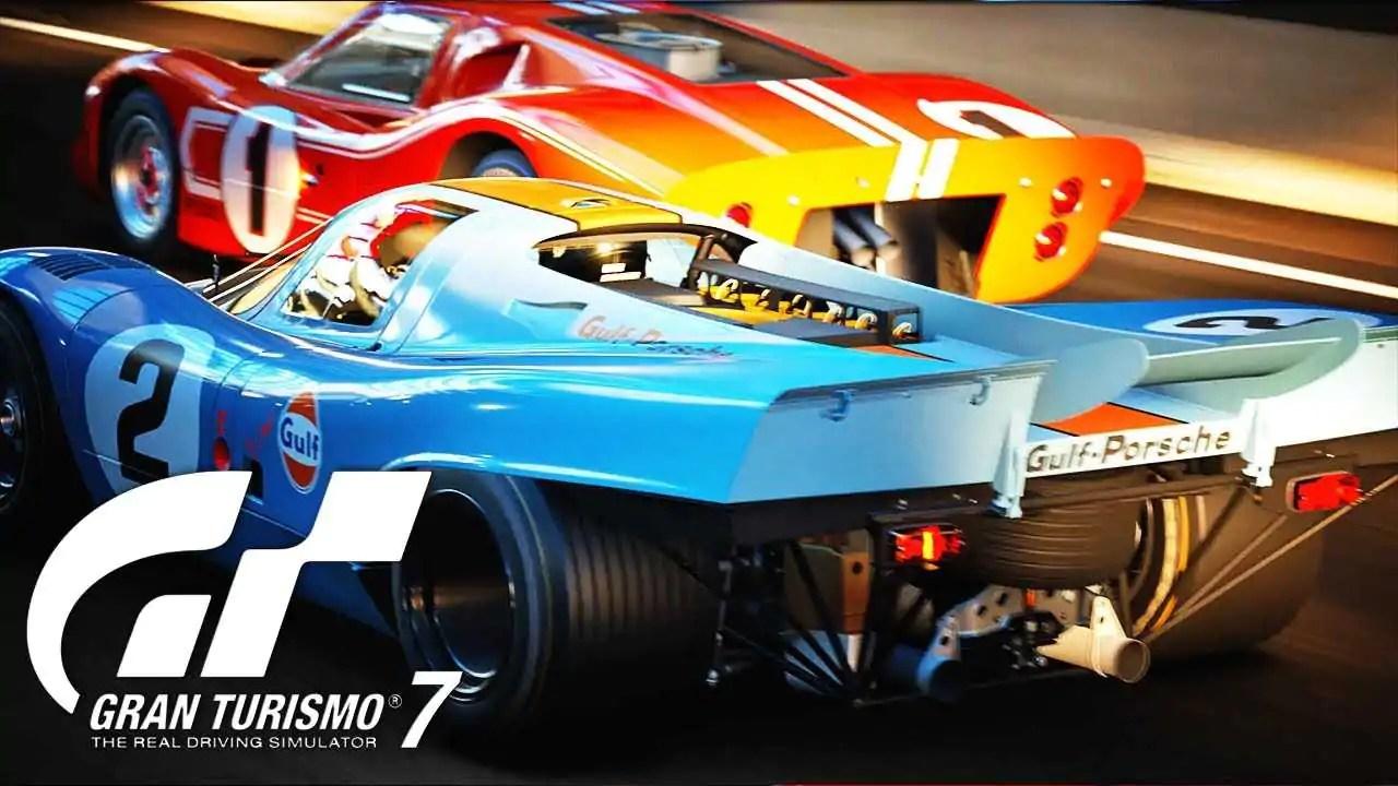 Gran Turismo 7 será exclusivo do PS5
