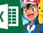 Fã usa Excel para desenhar todos os 151 Pokémon originais