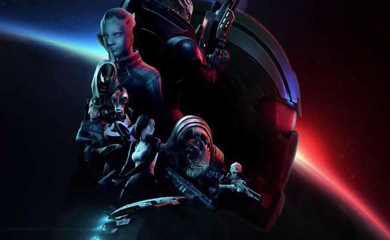 Mass Effect: Legendary