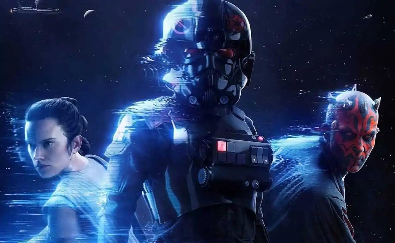 Star Wars Battlefront 2 foi baixado por 19 milhões de jogadores na Epic Games Store