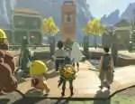 Zelda: Breath of the Wild | NPCs são apenas Miis melhorados