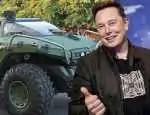 Elon Musk faça o Warthog