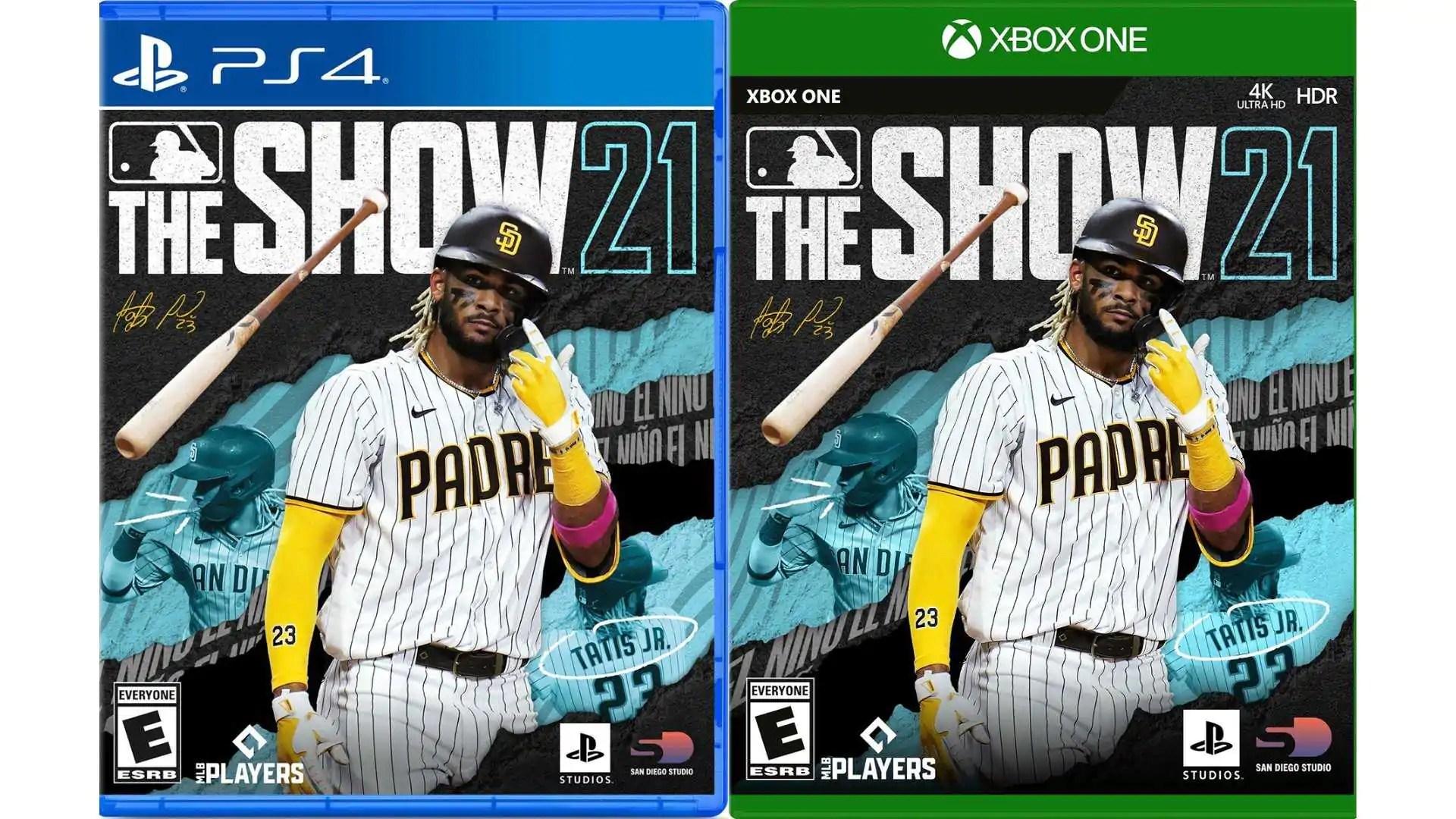 MLB The Show 21 | Artes vazadas mostram exclusivo da Sony chegando ao Xbox