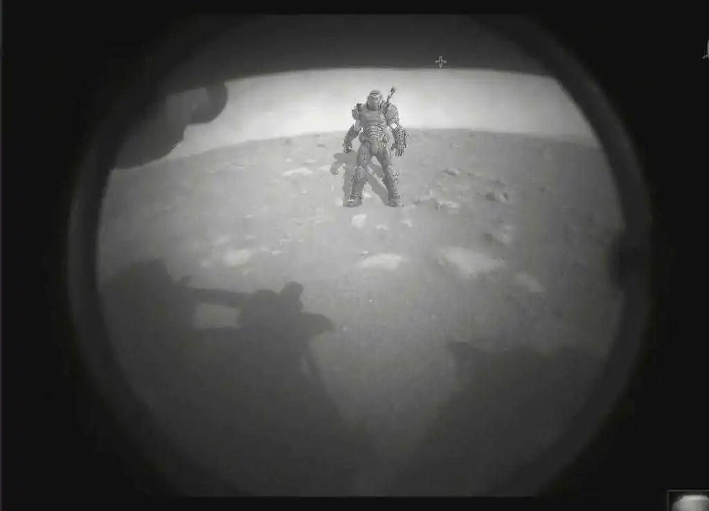 Confira os melhores memes do pouso da Perseverance em Marte