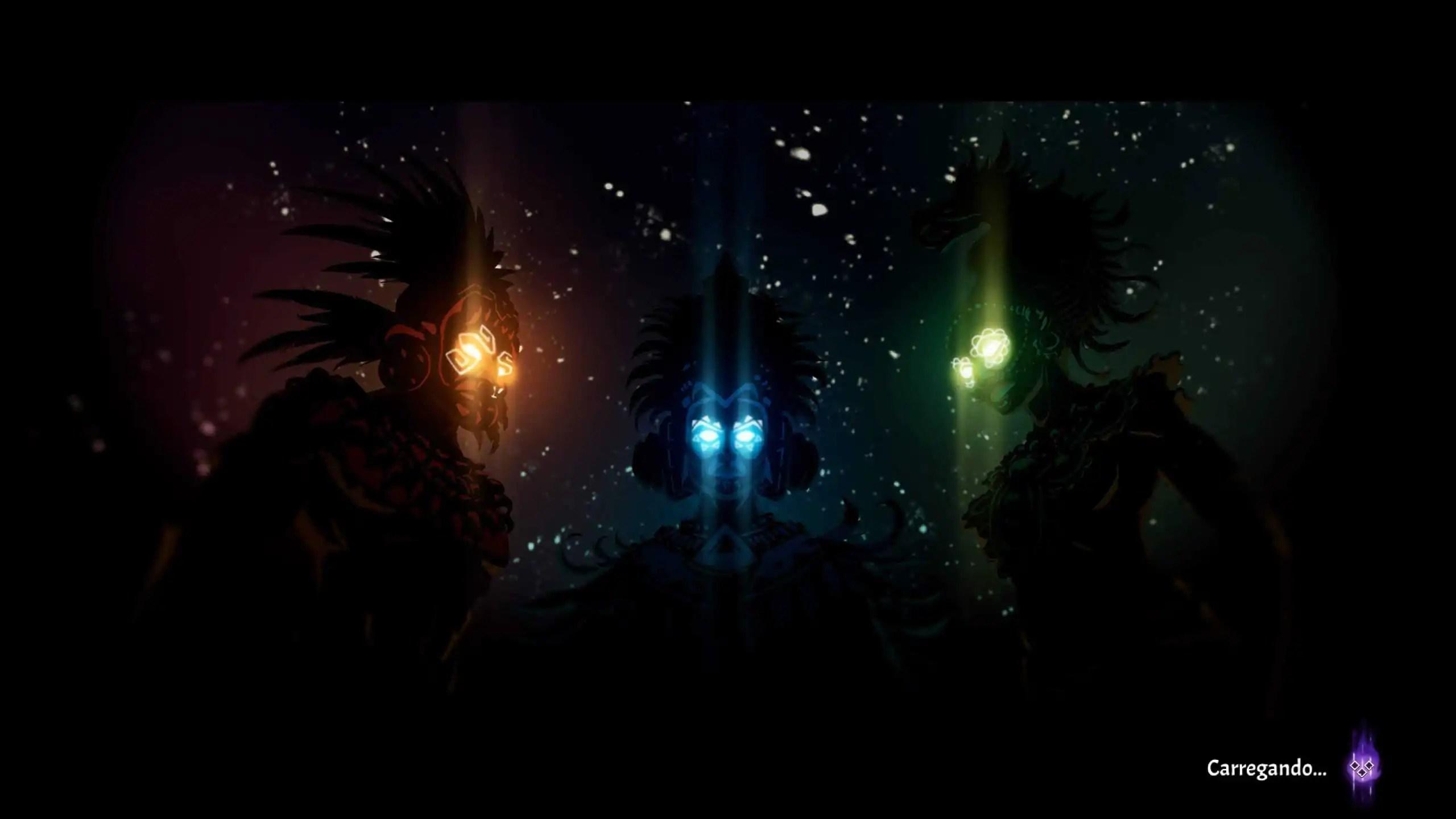 Curse of the Dead Gods - Cutscene