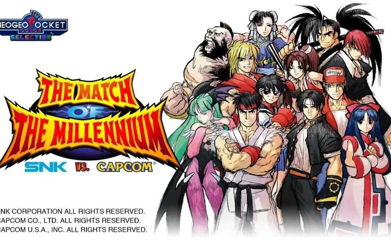 SNK VS. Capcom