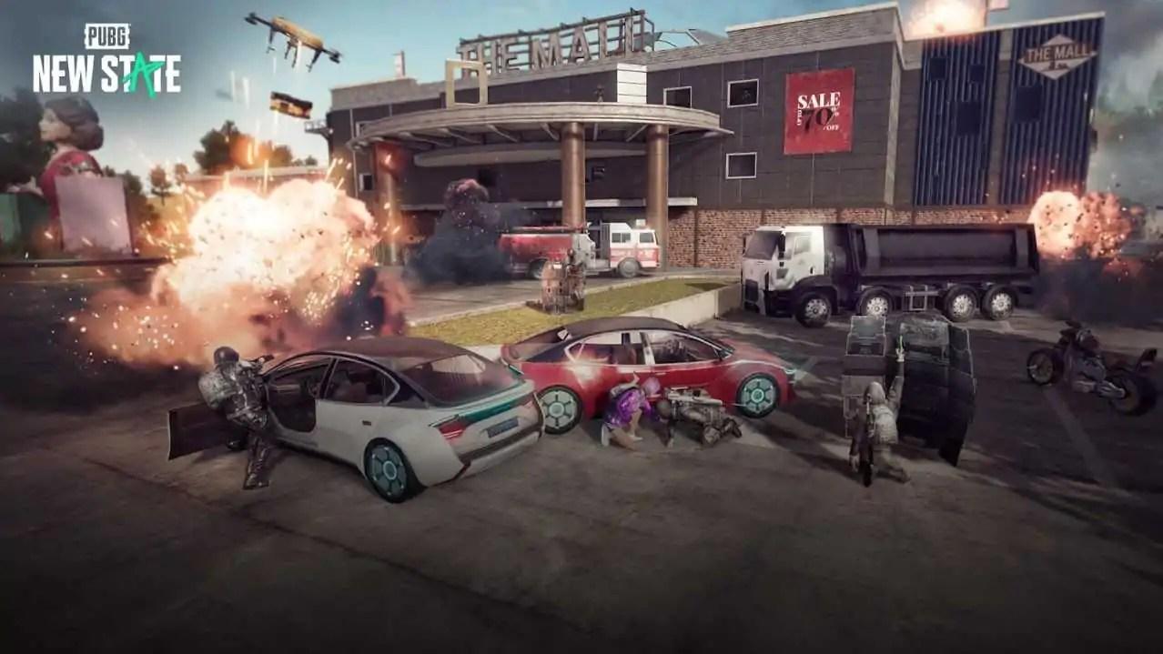 PUBG: NEW STATE | A próxima evolução de Battle Royale é anunciado para mobile