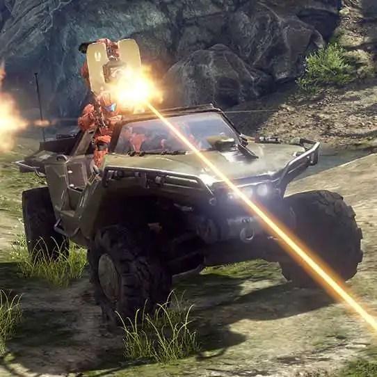 Xbox quer que Elon Musk faça o Warthog de Halo