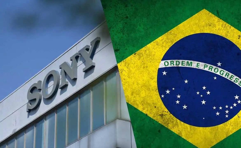 Sony divulga comunicado sobre o encerramento de parte das atividades no Brasil