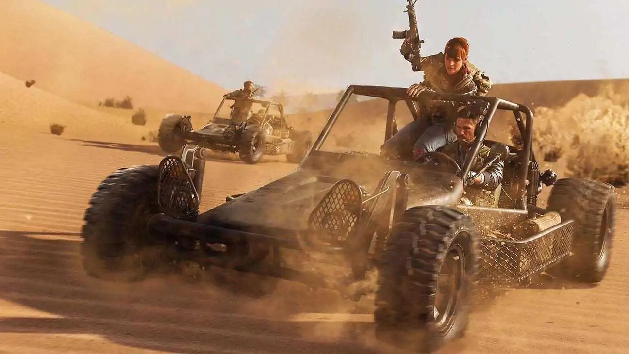 COD Warzone deve receber 8 novos veículos em breve