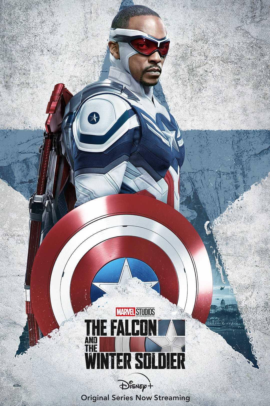 Sam Wilson substitui Steve Rogers como Capitão América nas mídias sociais
