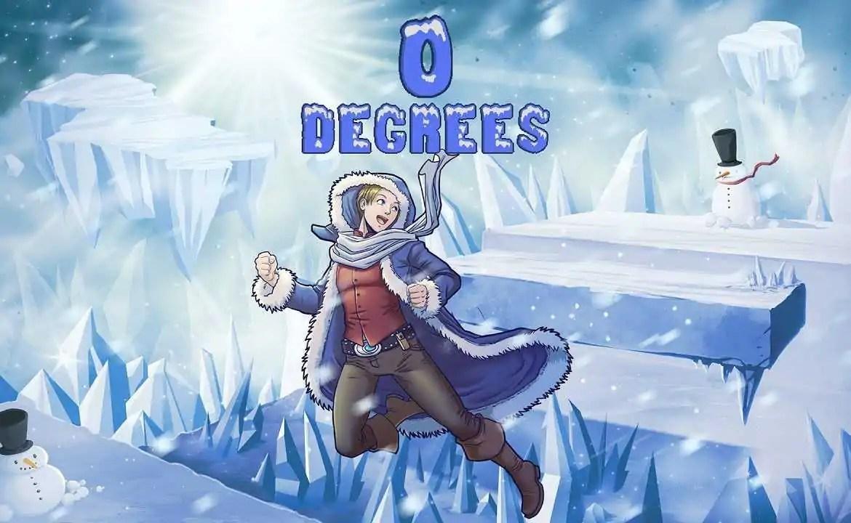 0 degrees