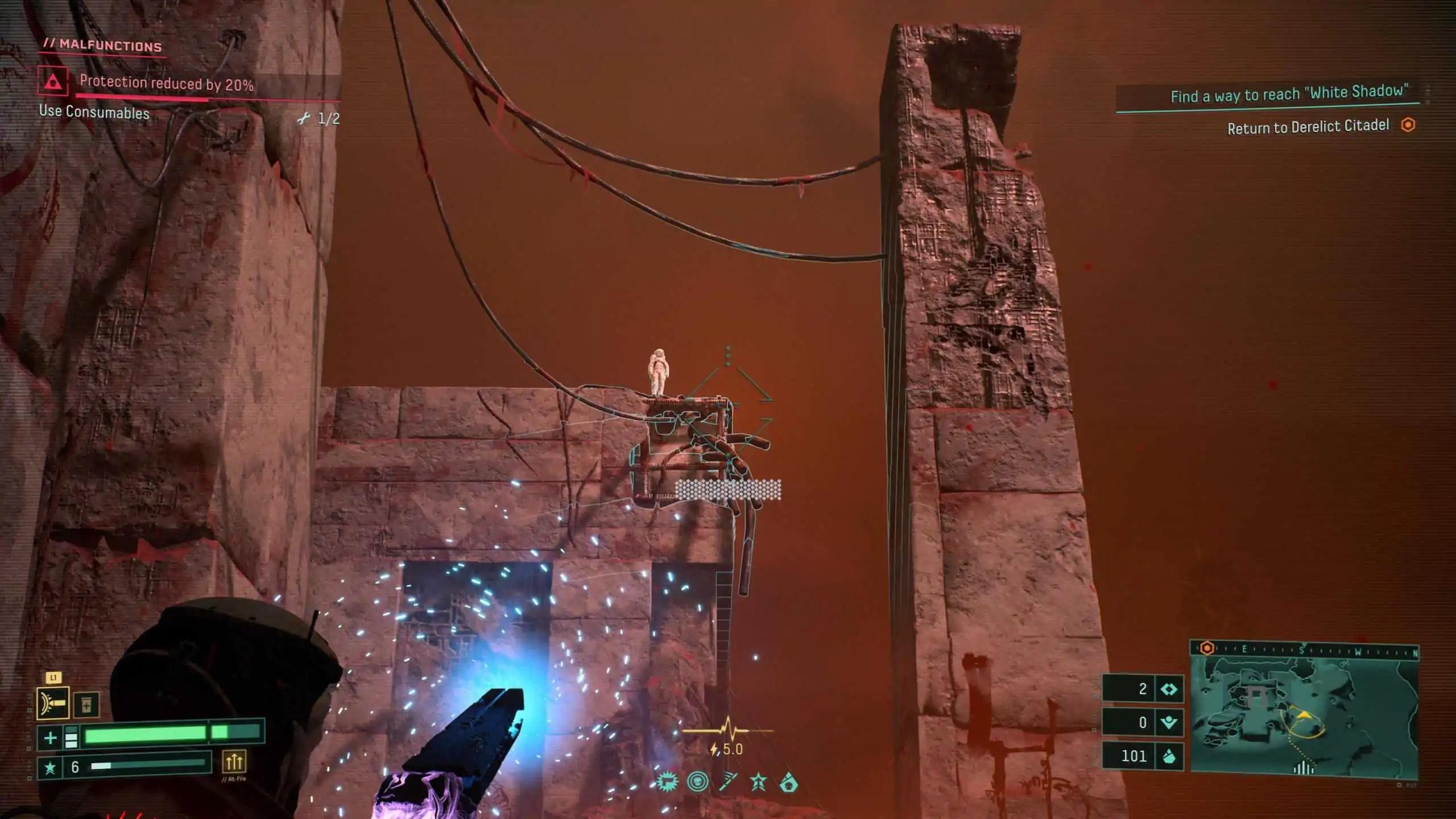 Returnal   Jogador descobre detalhe assustador