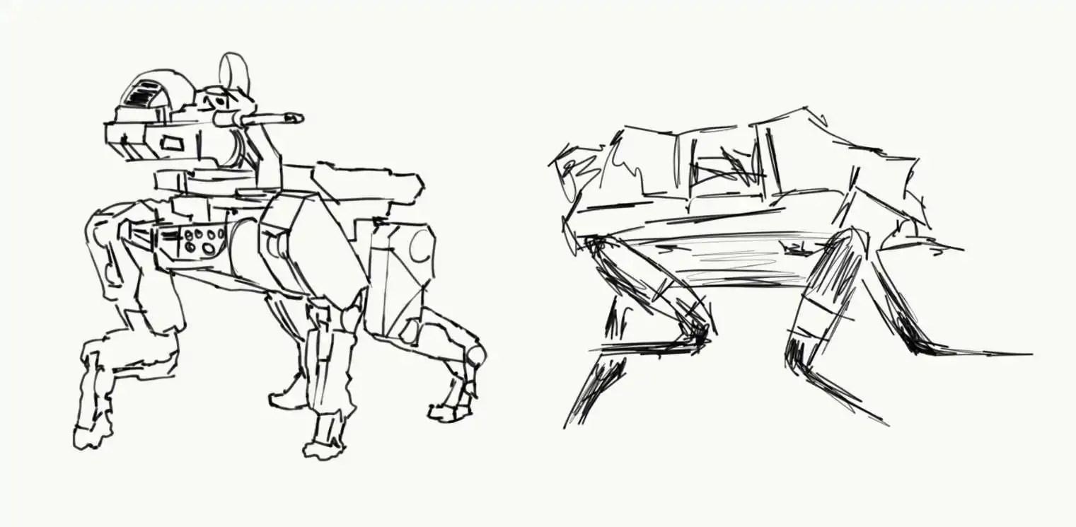 BF 6 terá juggernaut e cães robôs de combate
