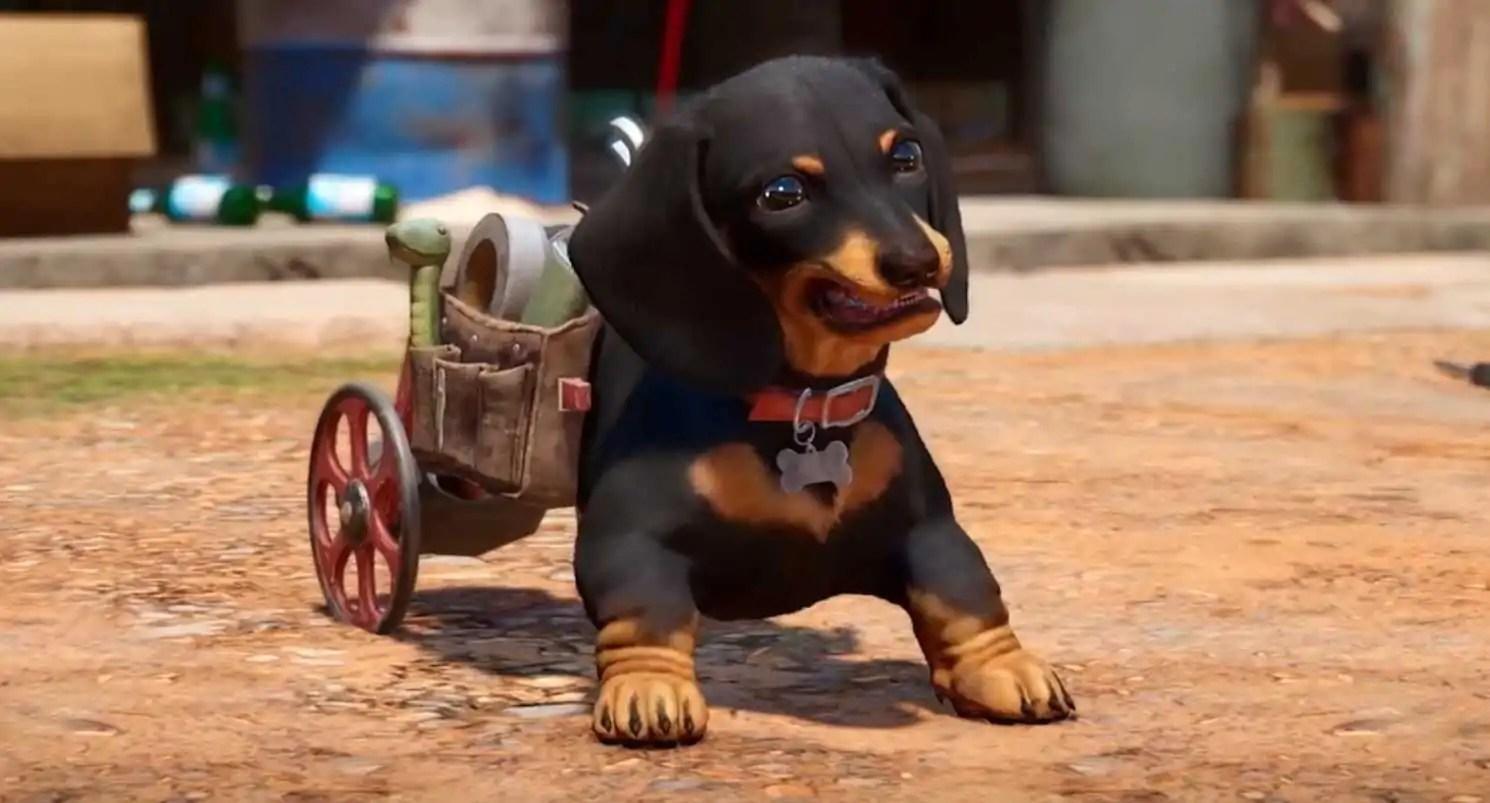 Far Cry 6   Chorizo, o cachorrinho que conquistou a internet
