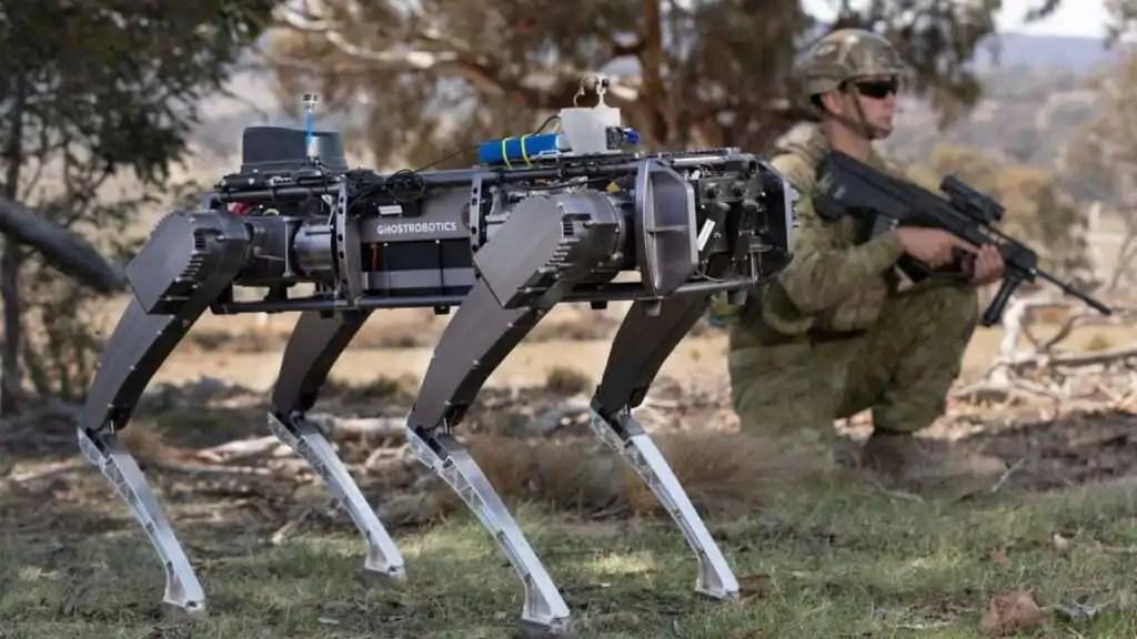 Battlefield 6 terá juggernaut e cães robôs de combate