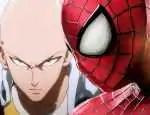 Spider-Man e one punck