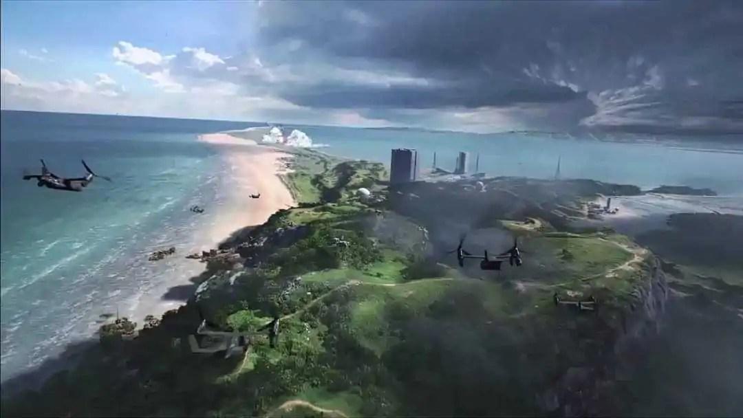 Battlefield 6   Primeiras imagens vazadas; mapas terão ciclos de dia e noite e clima dinâmico (rumor)