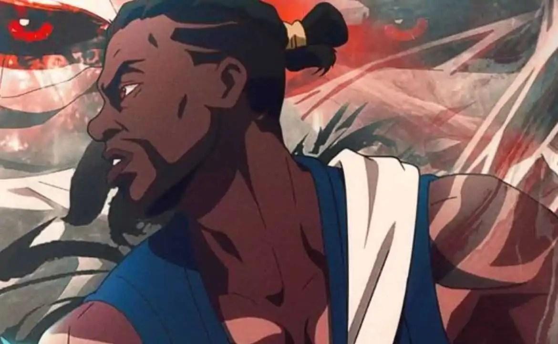 Yasuke - samurai