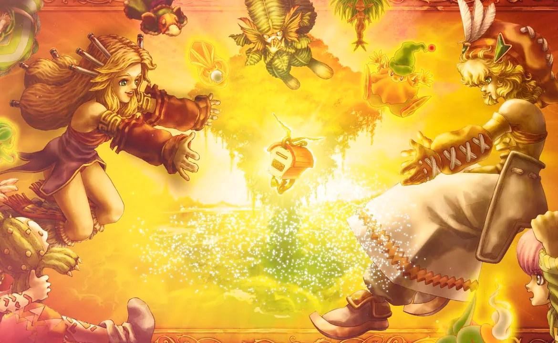 Legend of Mana: