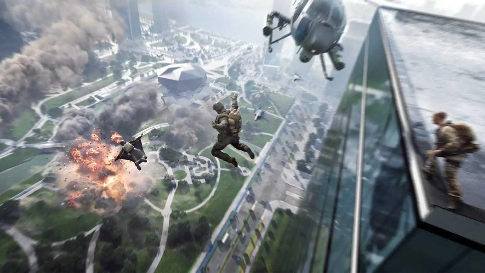 Oficial | Confira o trailer de revelação de Battlefield 2042 Battlefield 6