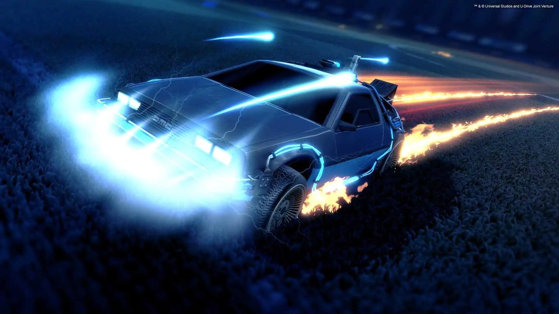 Rocket League: