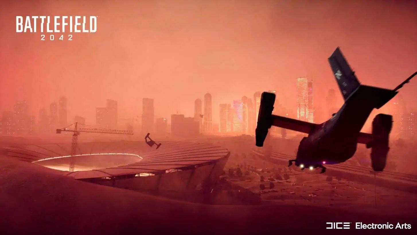 A história de Battlefield 2042; linha do tempo completa