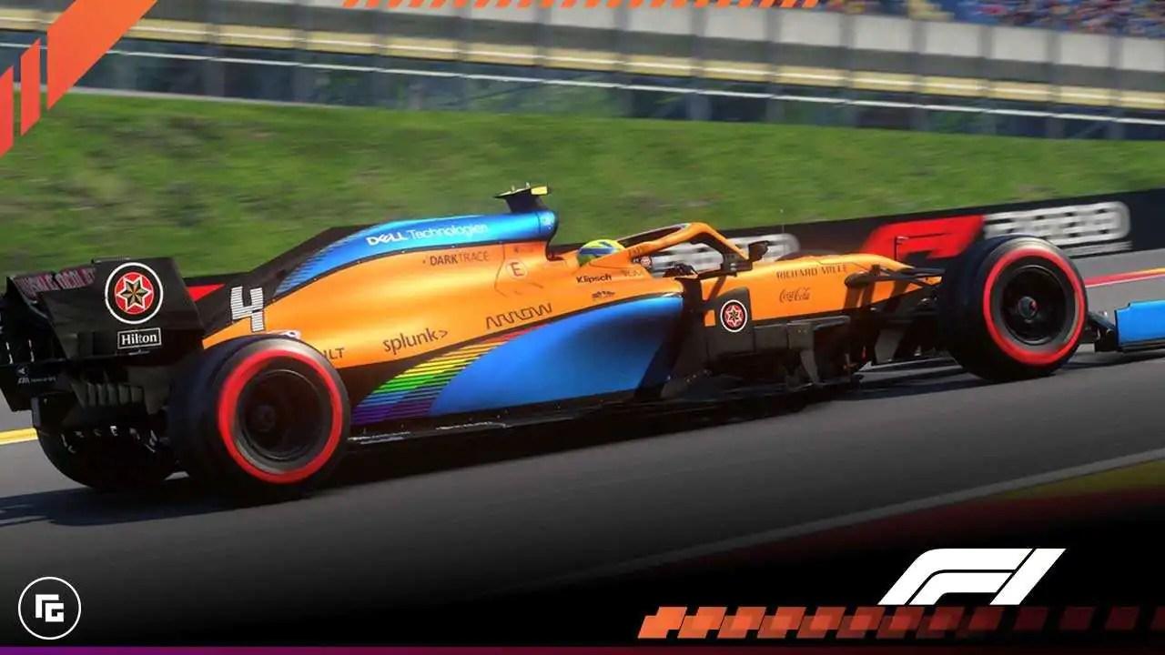 F1 2021 roda a 4K/60 FPS no PS5 e Xbox Series X