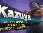 Kazuya Mishima Super Smash Bros
