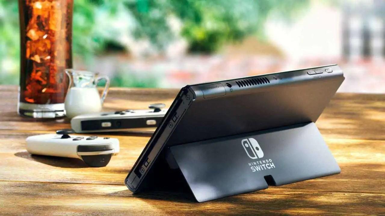 Nintendo Switch OLED: