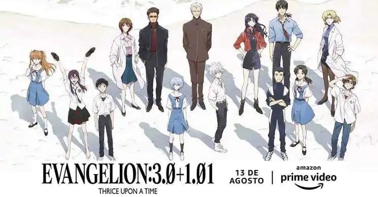 Evangelion:3.0+1.01: