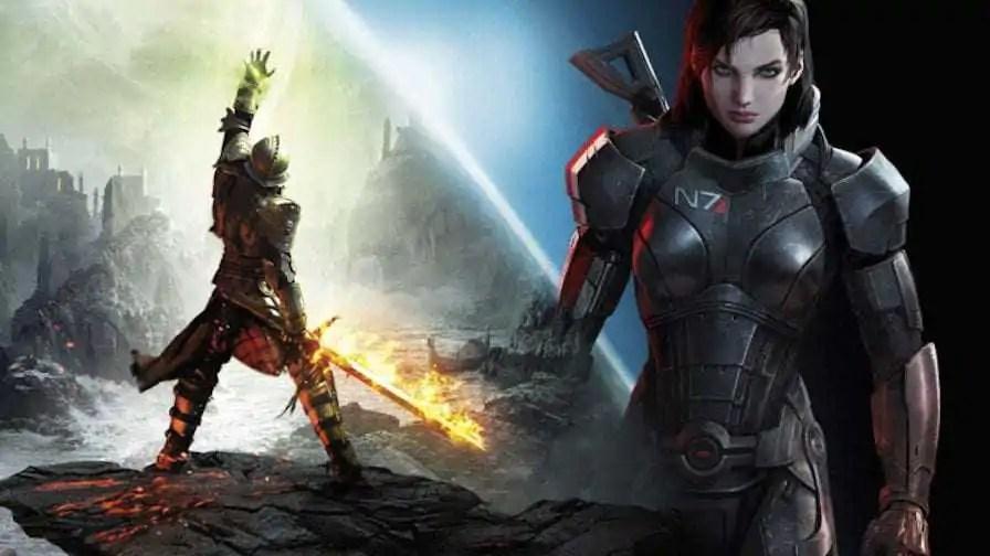 Dragon Age e Mass Effec