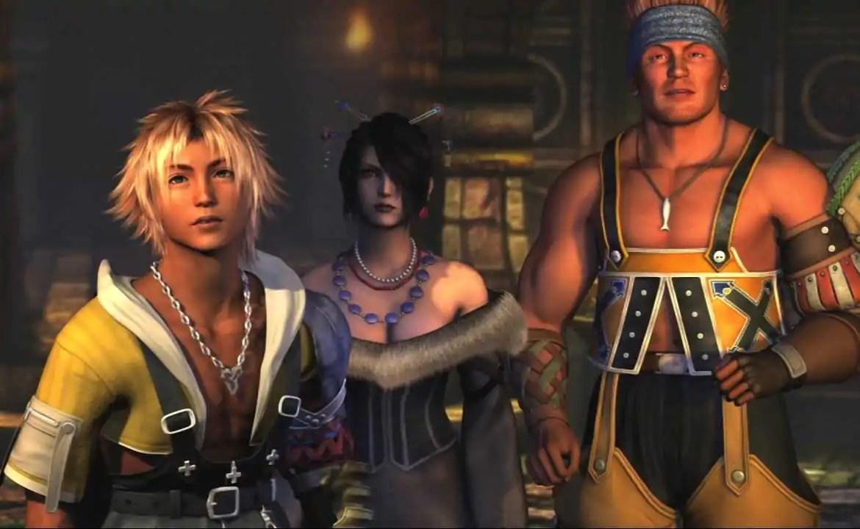 Final Fantasy: