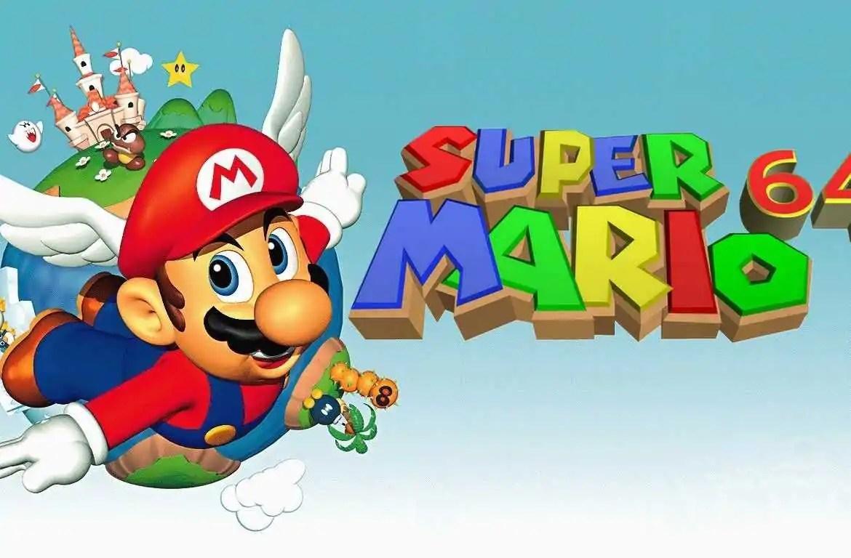 Super Mario 64;
