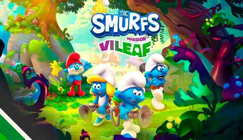 The Smurfs: