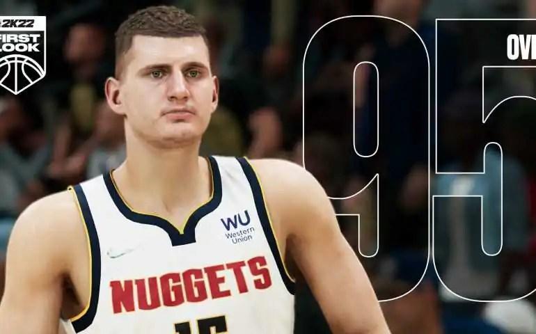 NBA 2K22   Primeiras imagens e ratings dos jogadores