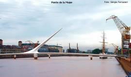 Ponte da Mulher em Buenos Aires