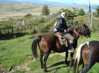 Excursão a cavalo em Torres del Paine